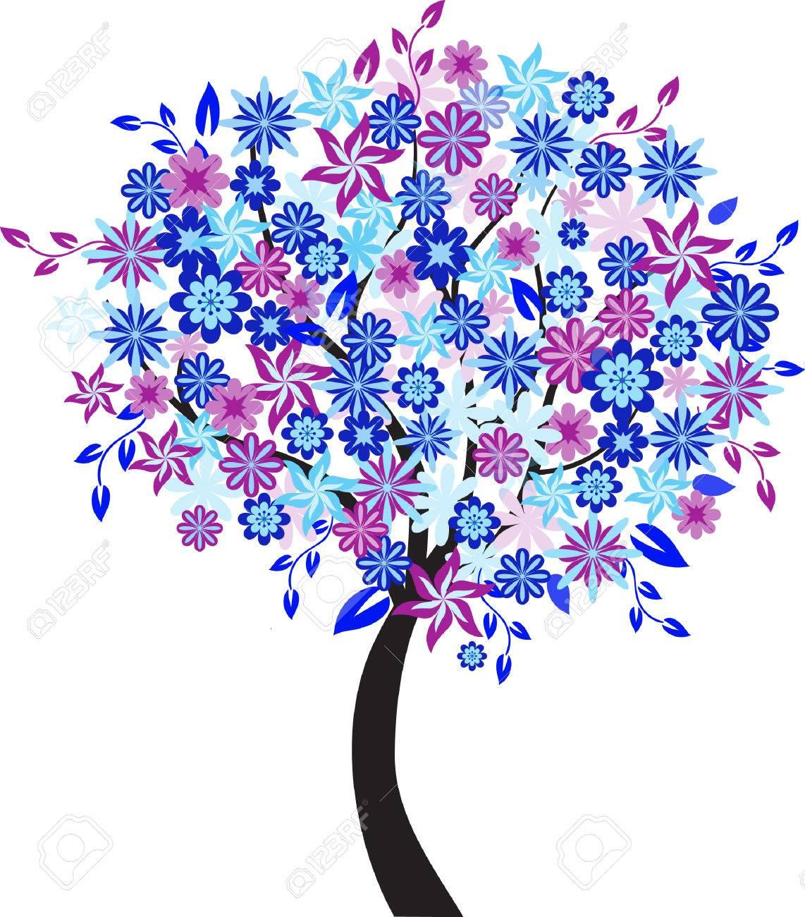 Png Clipart Clip Art Purple Tree