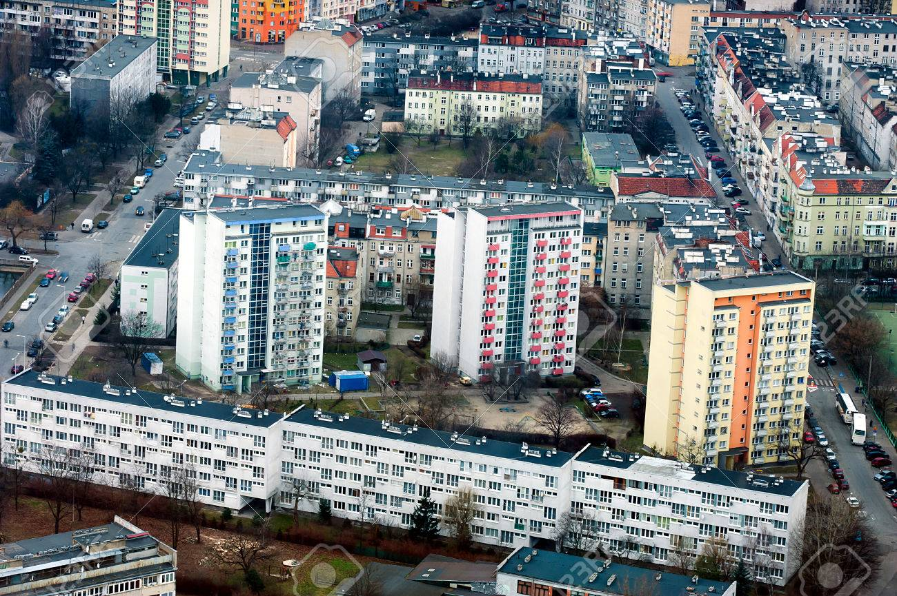 Housing market in city of Wroclaw - 25965574