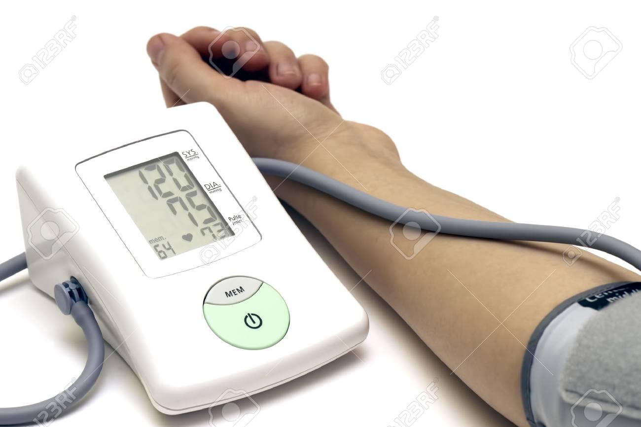 Checking Blood Pressure - 12461185
