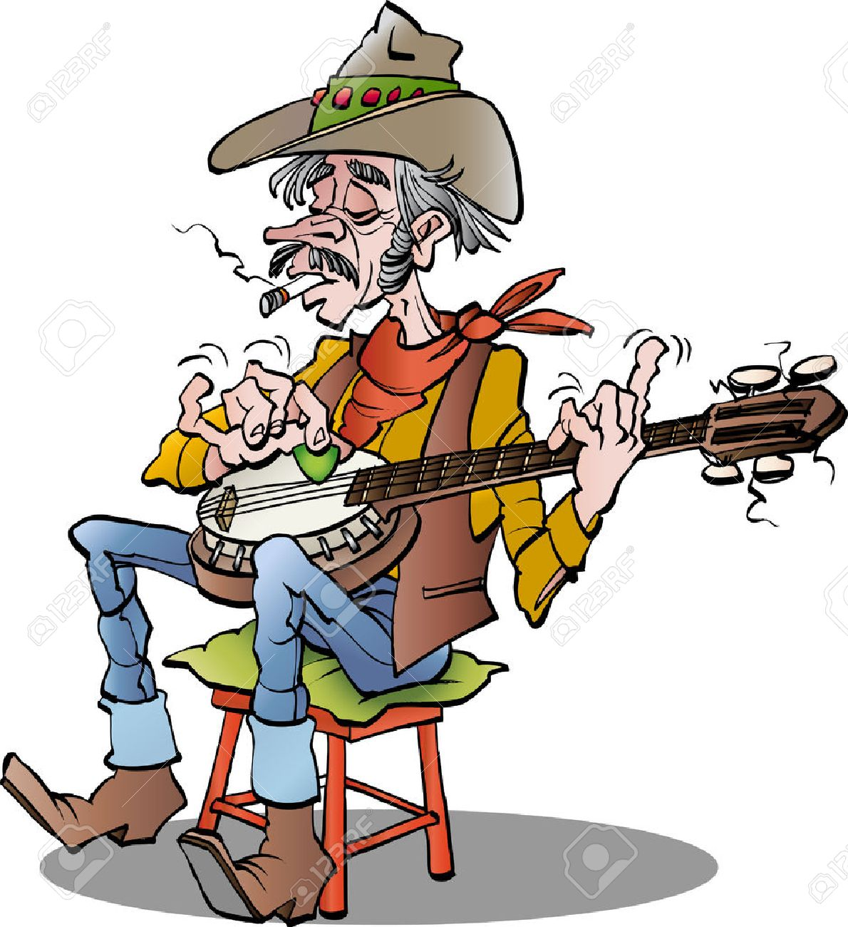 445 hillbilly stock vector illustration and royalty free hillbilly rh 123rf com hillbilly clipart free hillbilly clipart free