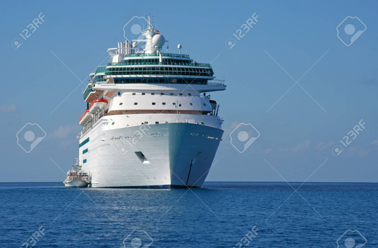 Huge Cruise Ship Stock Photo Picture And Royalty Free Image - Huge cruise ship