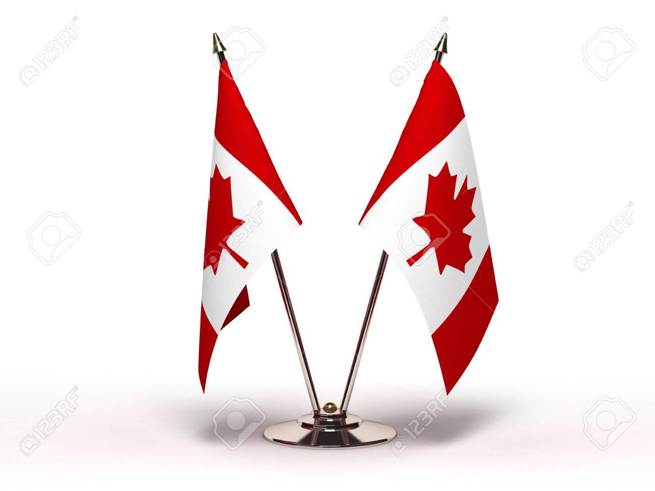 Miniature Flag of Canada - 12218112