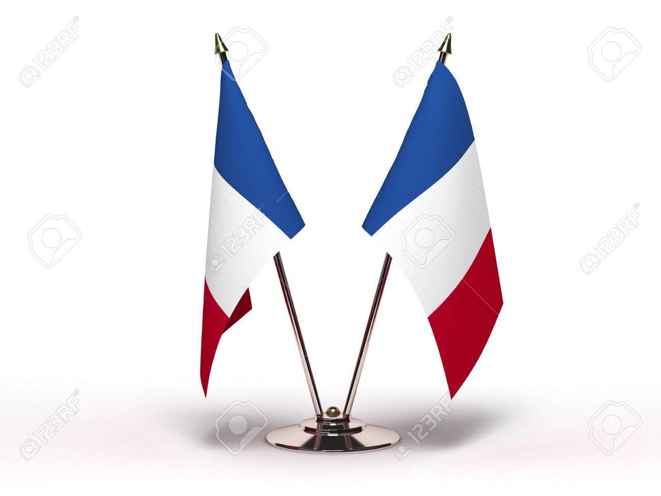 Miniature Flag of France - 12218109