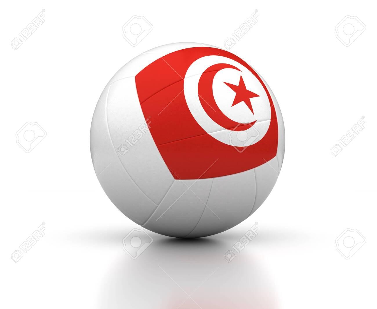 Tunusia Volleyball Team - 142619519