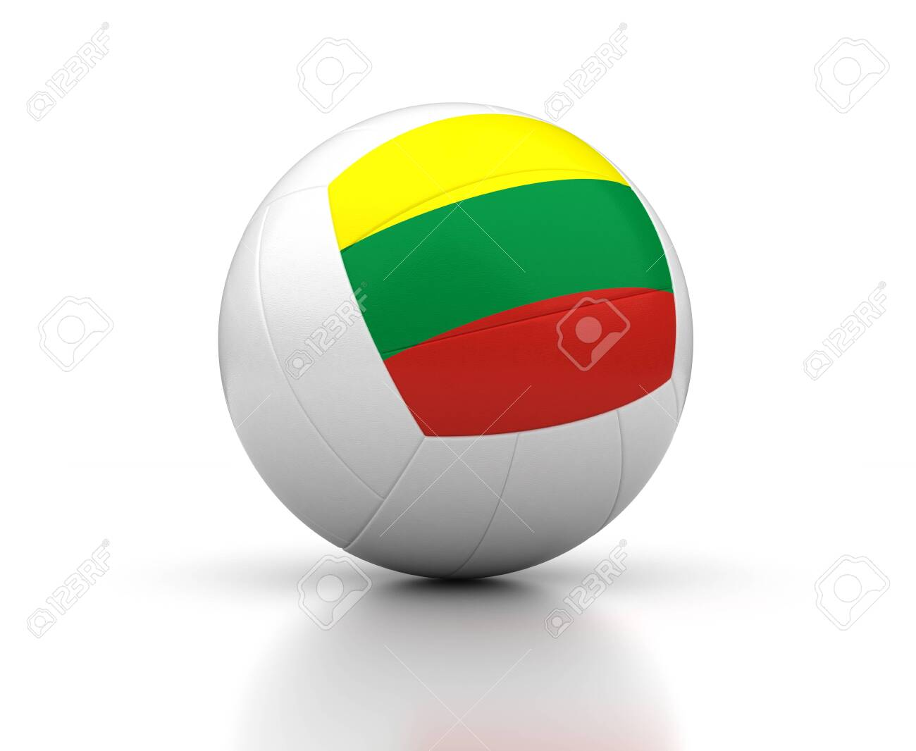 Lithuania Volleyball Team - 142619530