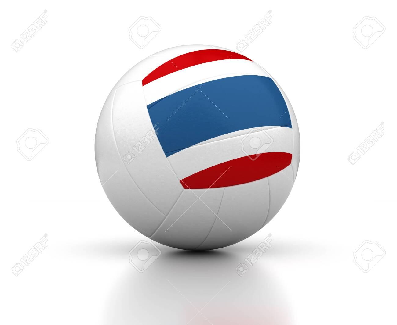 Thailand Volleyball Team - 142619531