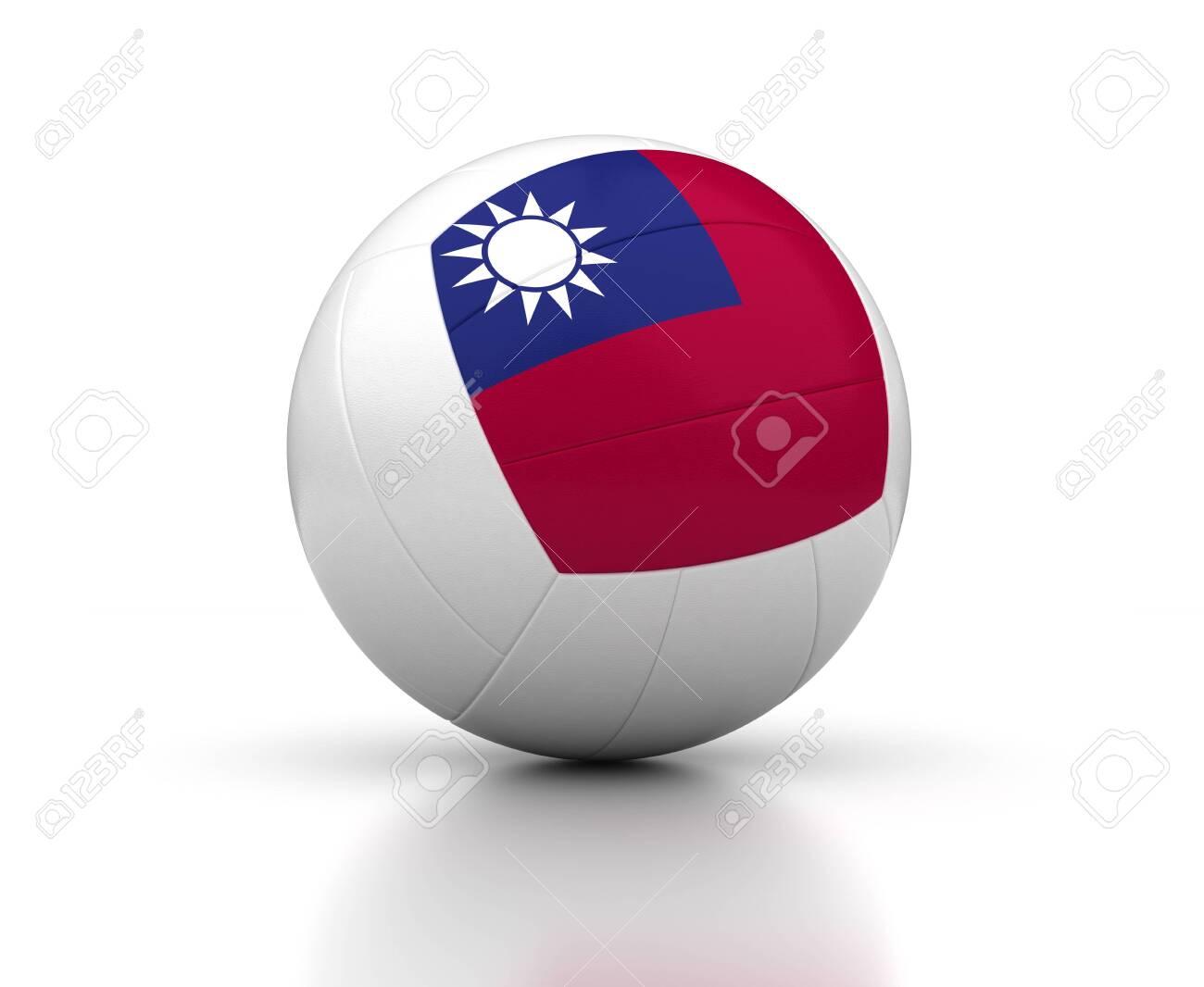 Taiwan Volleyball Team - 142619535