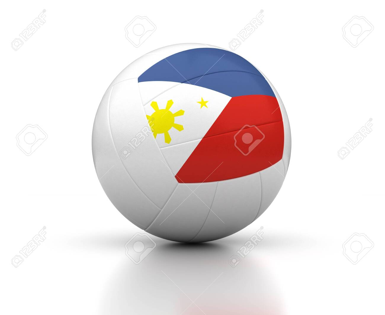 Philippines Volleyball Team - 142619542