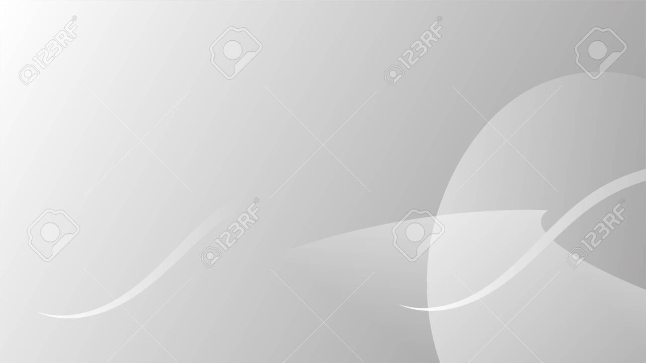 Abstract white background with dynamic effect. Vector illustration for design. - 153838635