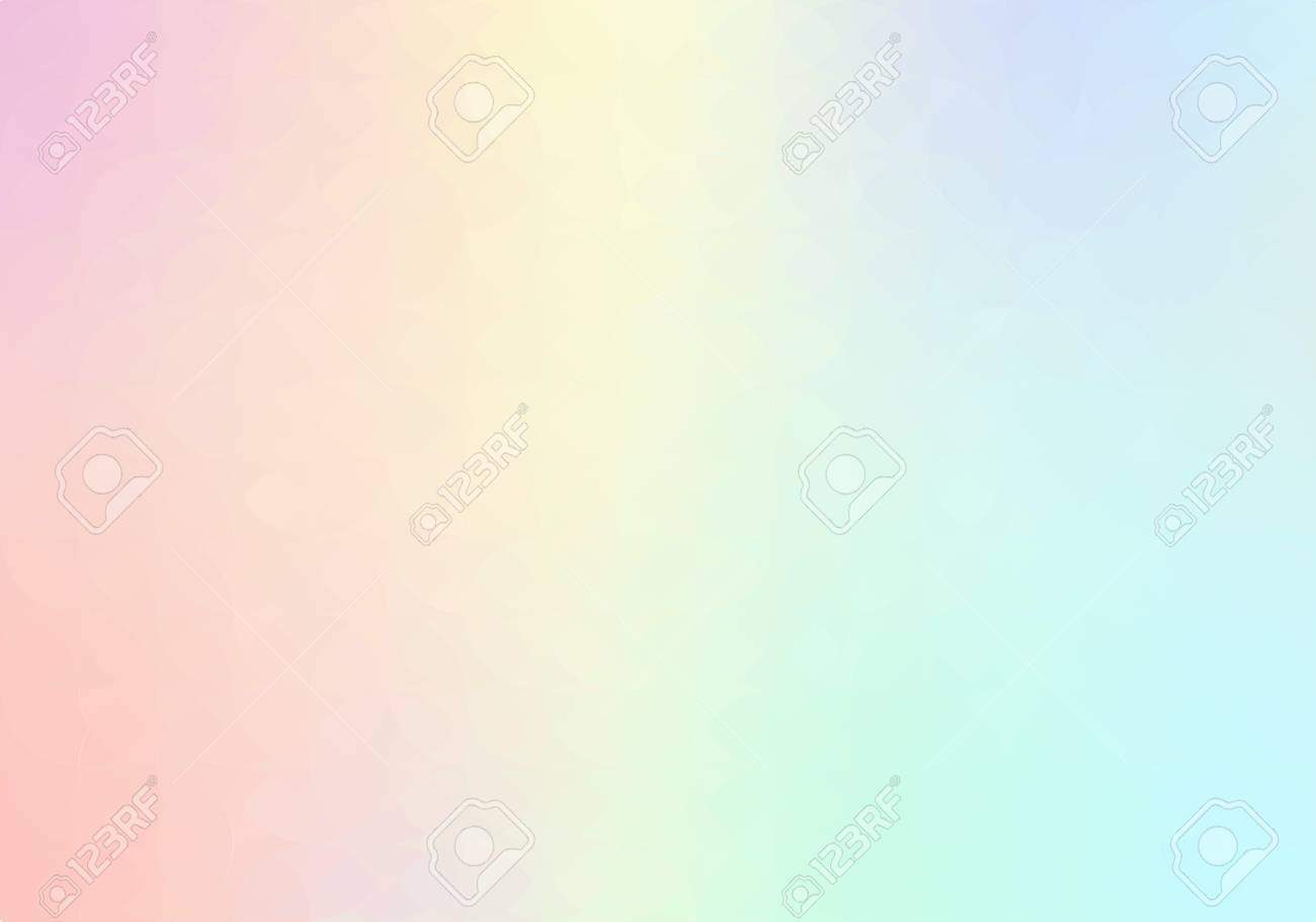 Pastel Rainbow Backgrounds Royalty Free Cliparts Vectors And Stock Illustration Image 74397104