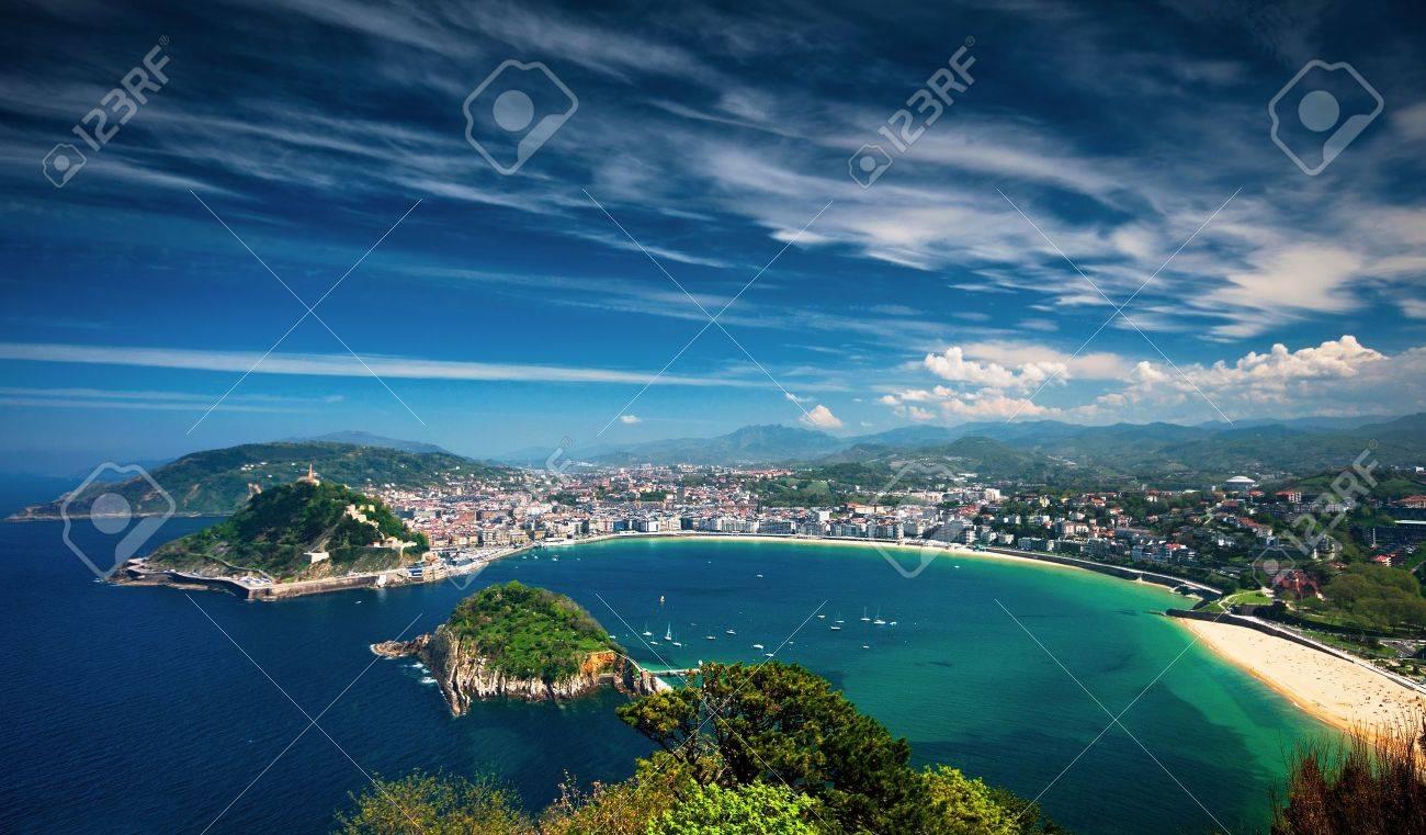 San Sebastian, Spain - 18187671