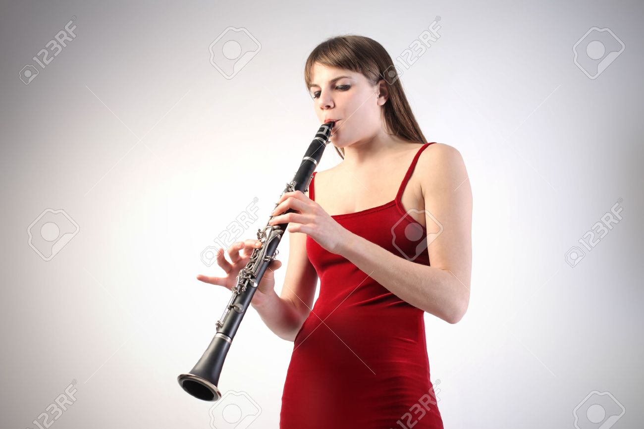 Image result for playing the clarinet