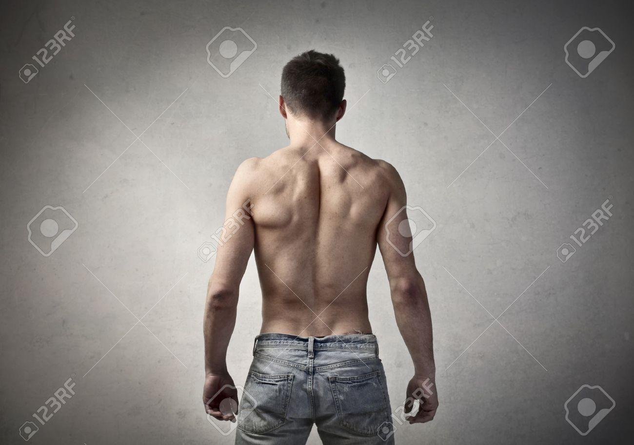 Фото голых мужских спин 6 фотография