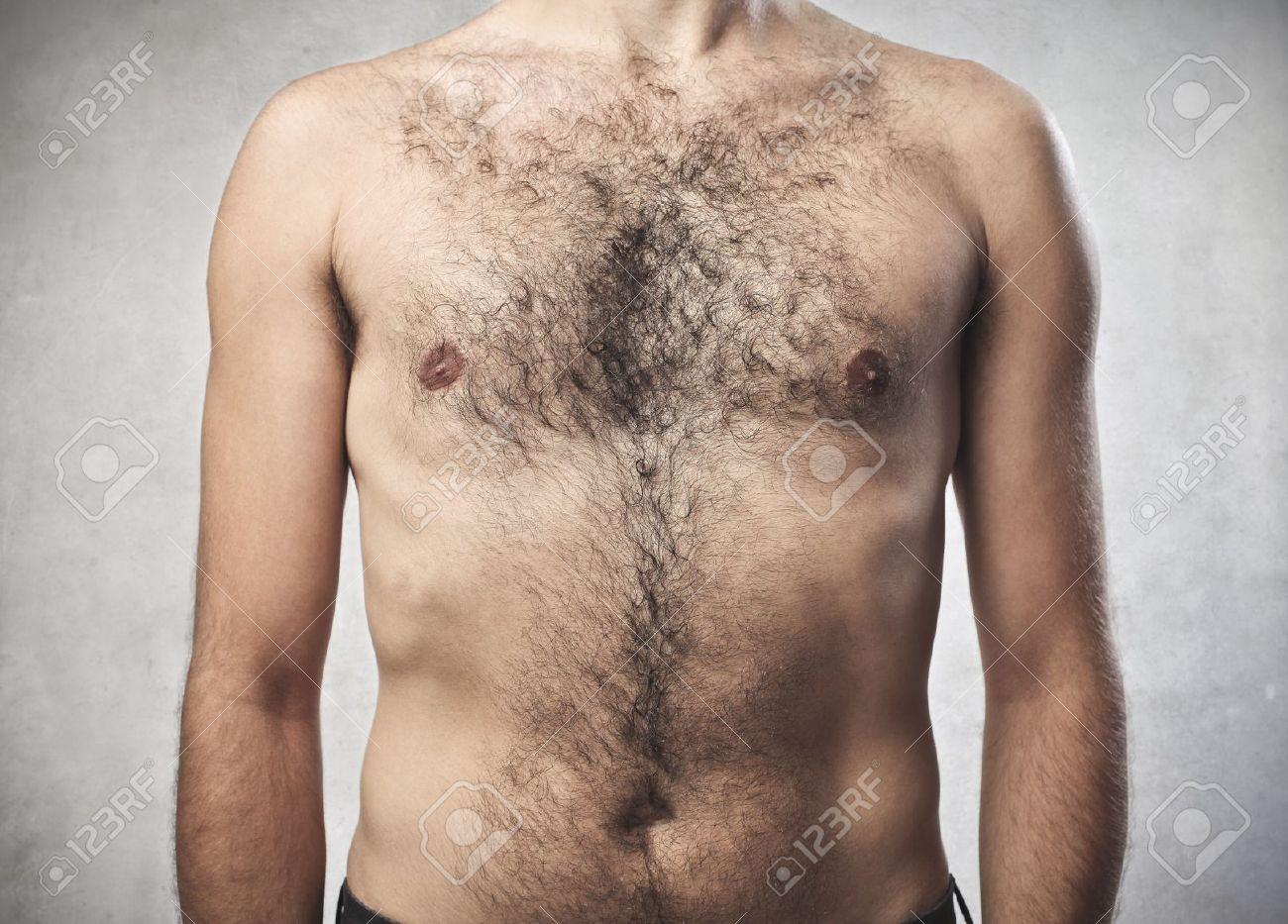 Фото волосатая женская грудь 20 фотография