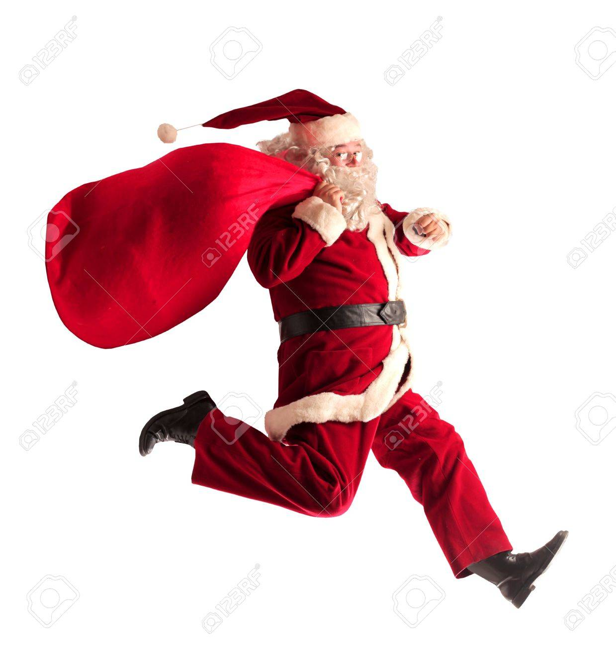santa stock photos royalty free santa images and pictures