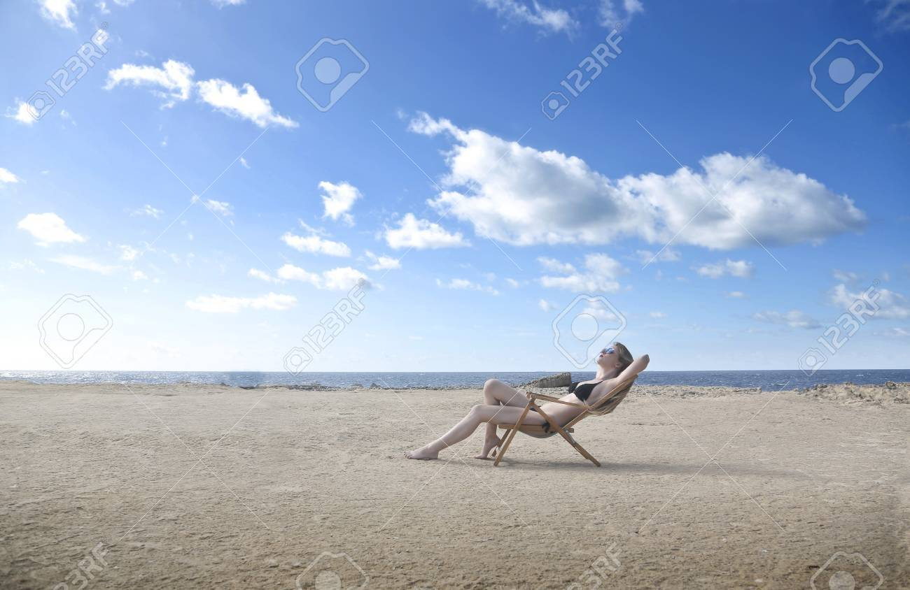 Image result for sunbathing in the desert