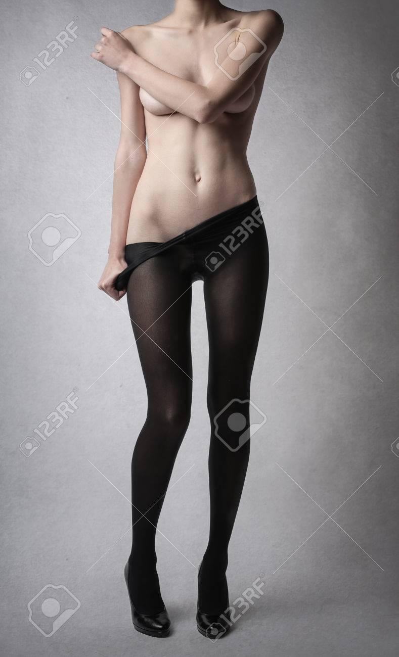 Handjob videos naked woman in black stockings marie fake