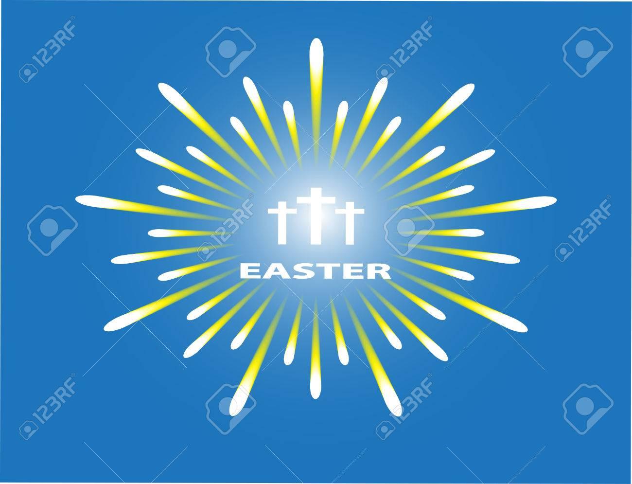Cross Symbol Of Death Salvation Royalty Free Cliparts Vectors