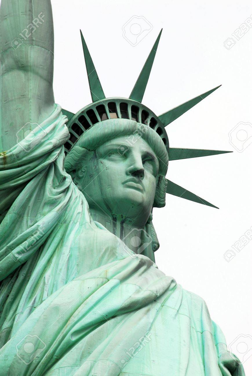 Statue of Liberty at New York USA Stock Photo - 2283974