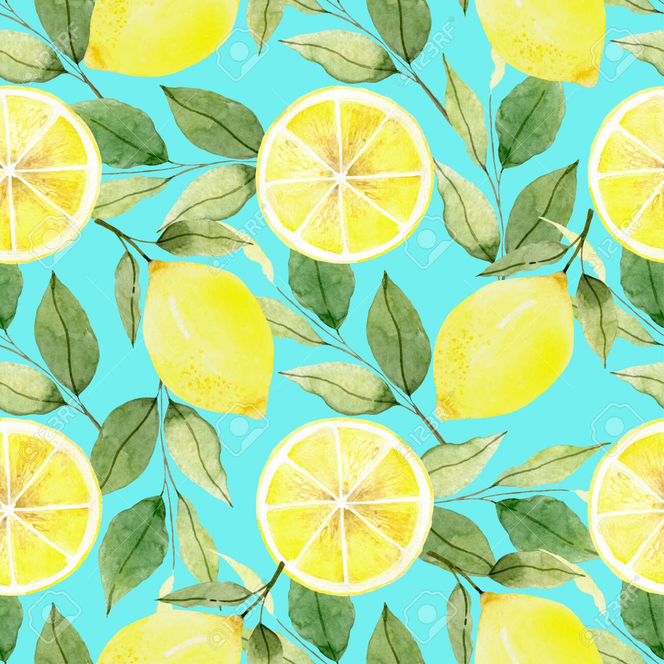lemon watercolor pattern background fruit wallpaper lemon stock photo picture and royalty free image image 145163114 lemon watercolor pattern background fruit wallpaper lemon