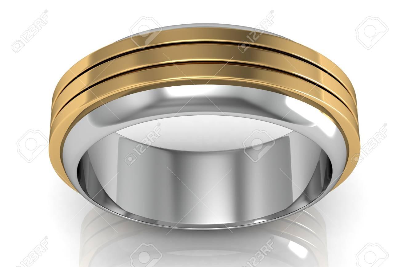 The beauty wedding ring Stock Photo - 17451566
