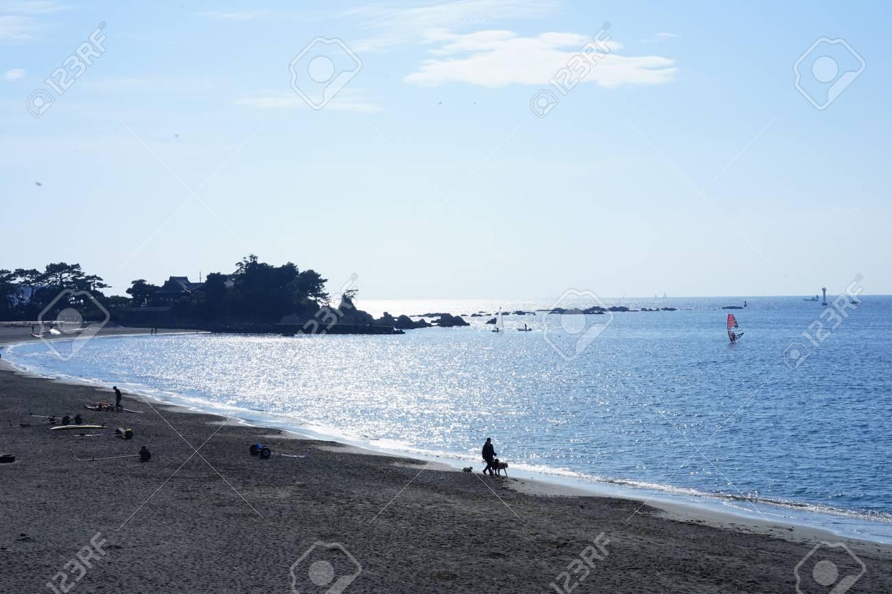 A blue sea in Hayama - 101805859