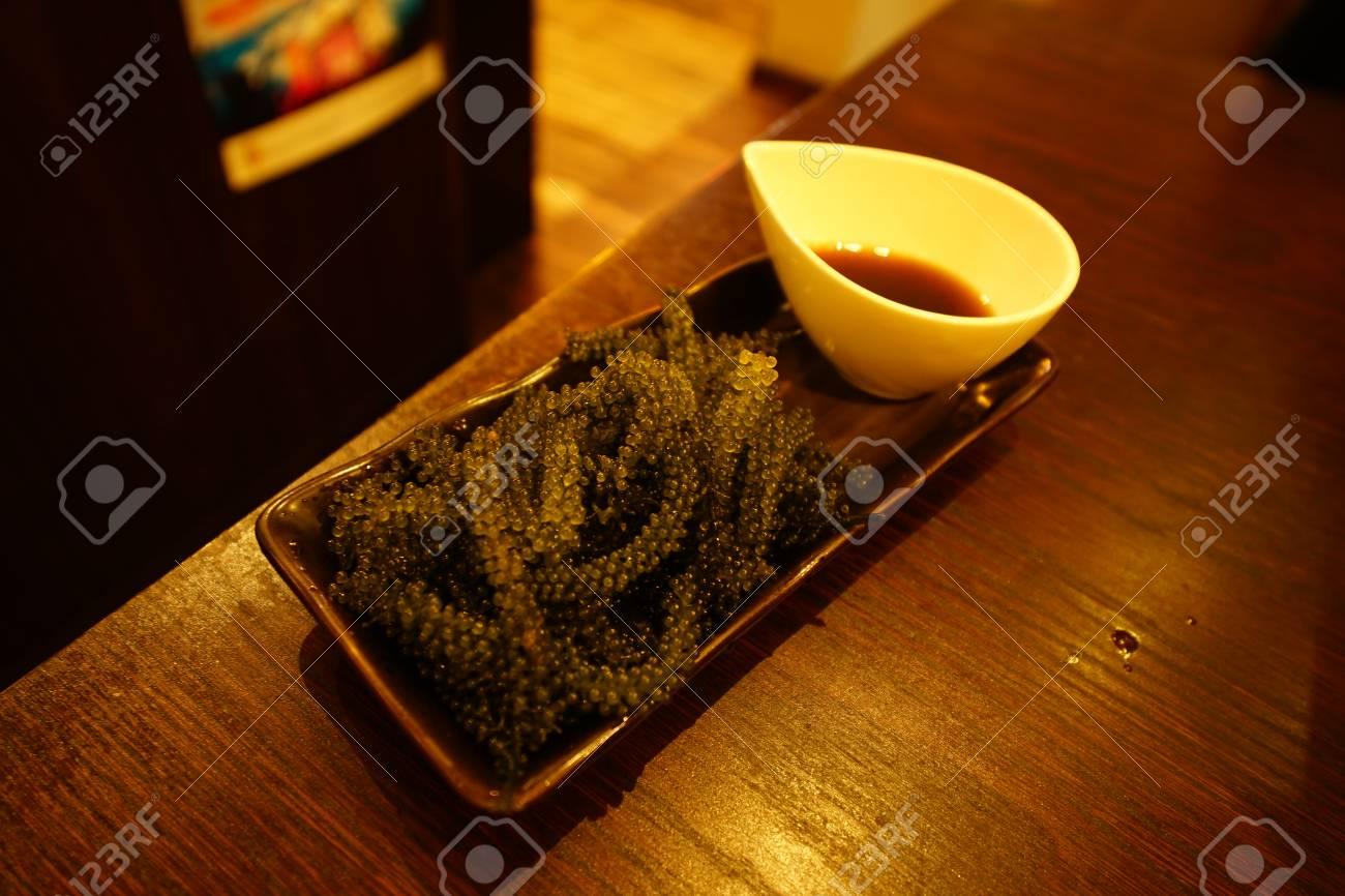 Okinawan cuisine - 104441516