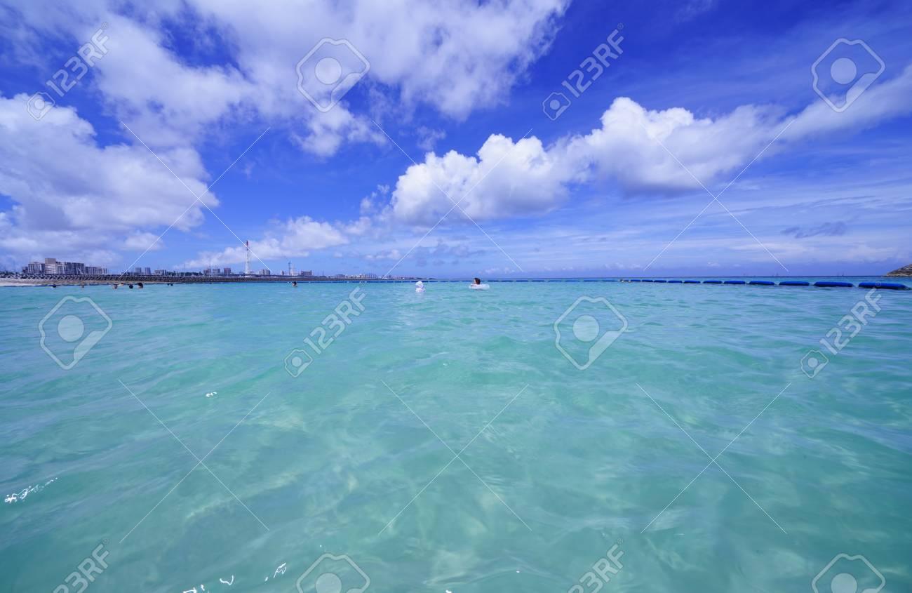 Sea and sky - 104665502