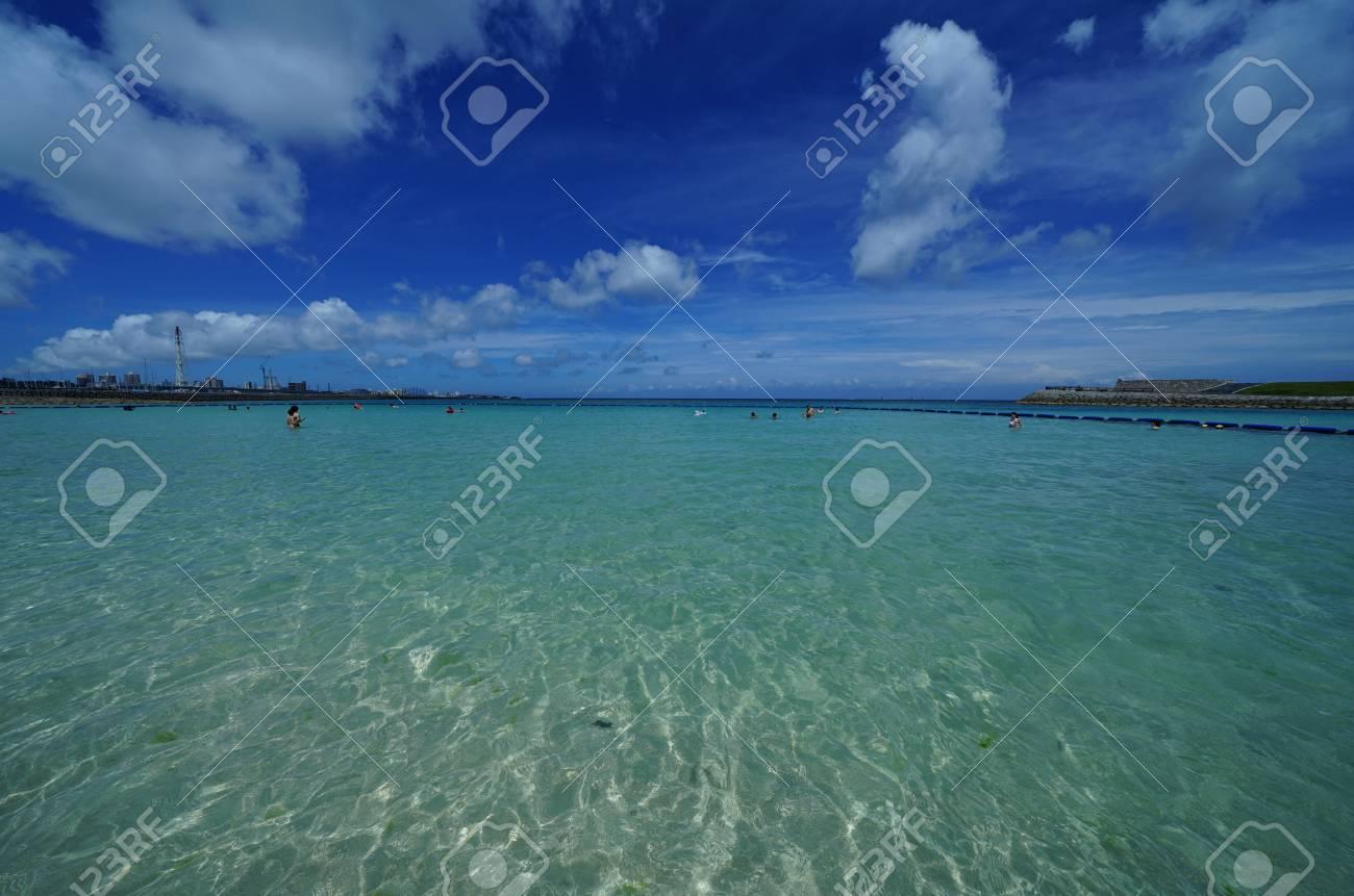 Okinawa sea - 104441591