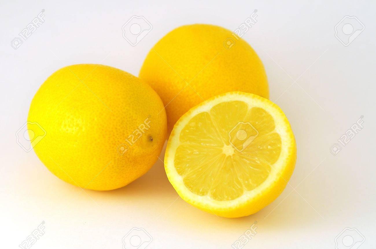Lemon Stock Photo - 4681672