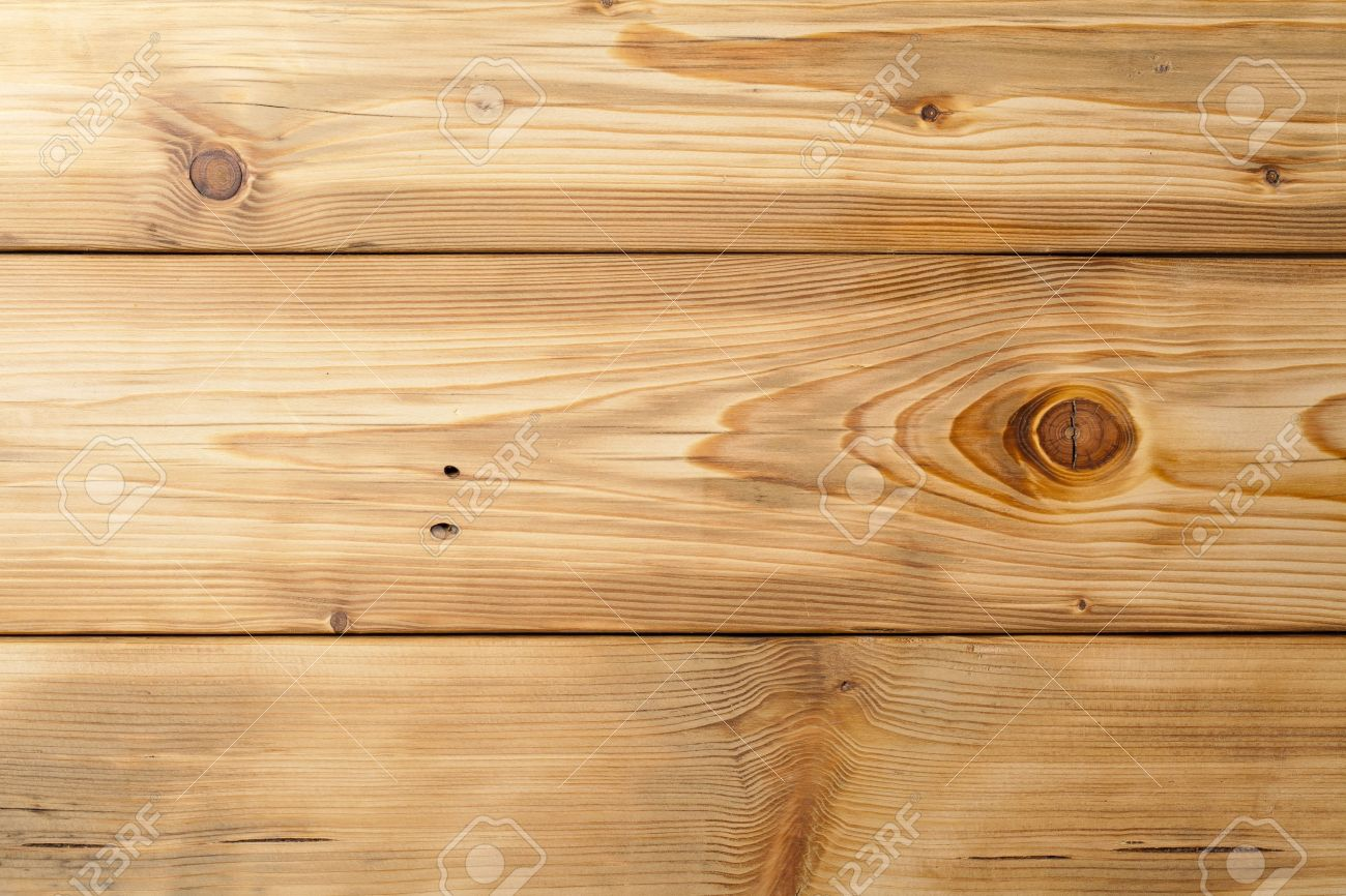 Old Wood Planks Texture For Background Table Top View Stock Photo