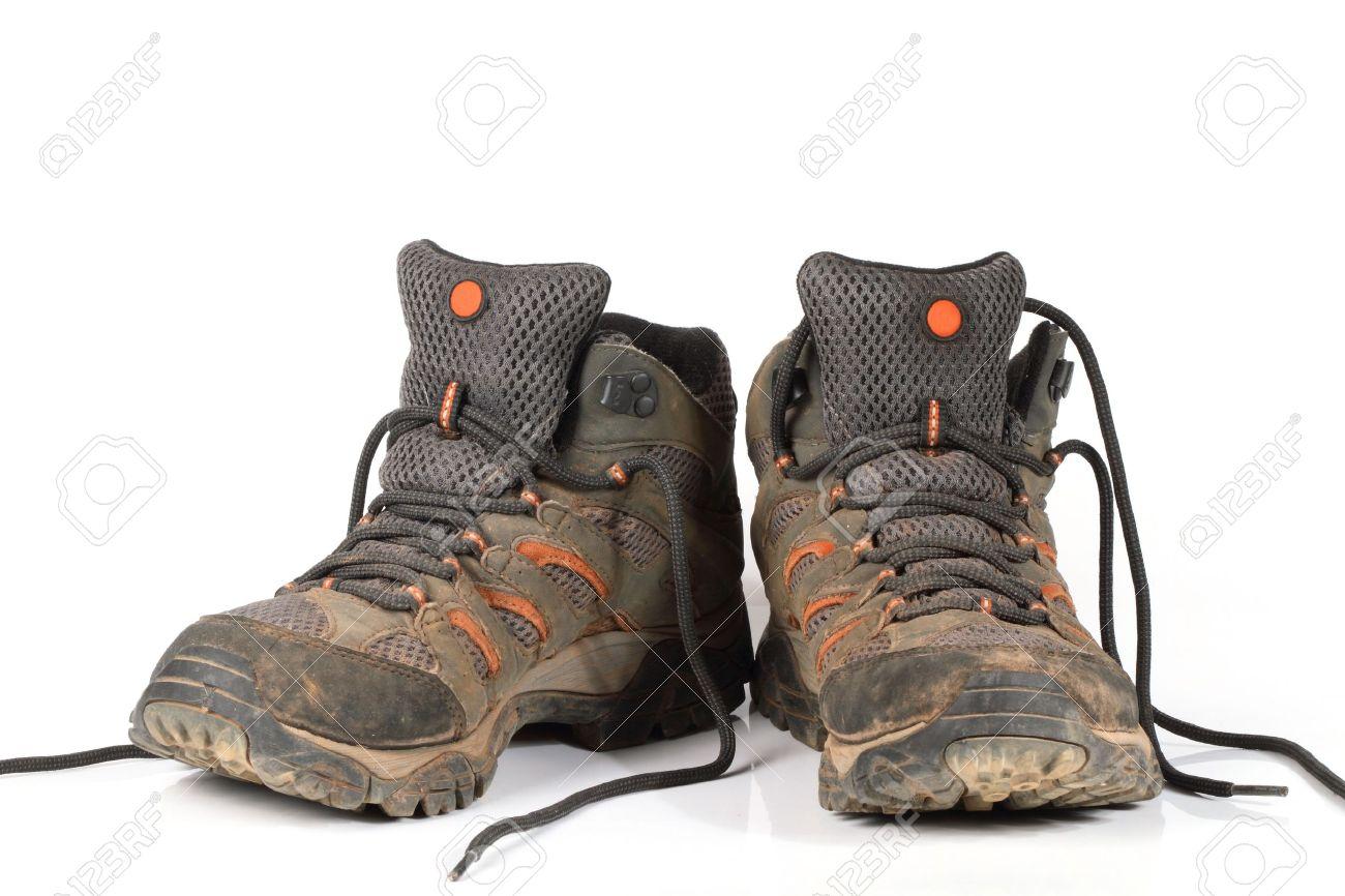 Chaussures, chaussures de randonnée