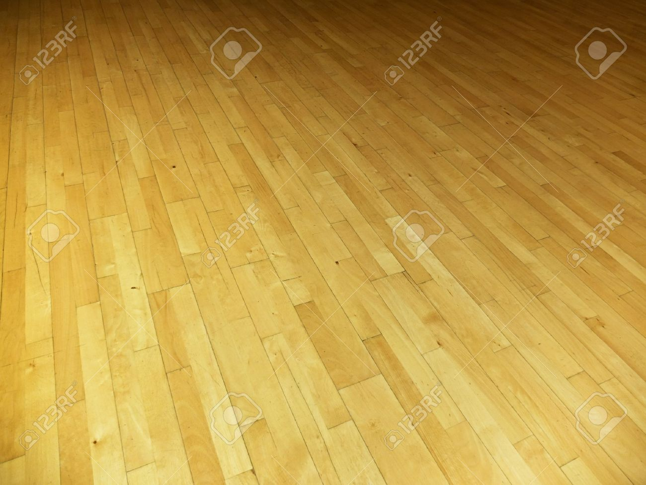 Background from gym floor with wood Stock Photo - 11236509