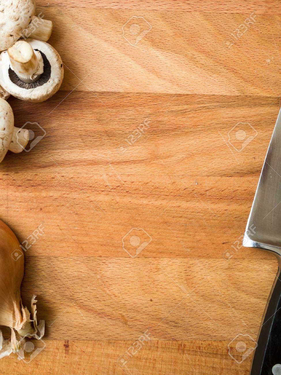 Food prep background Stock Photo - 15415339