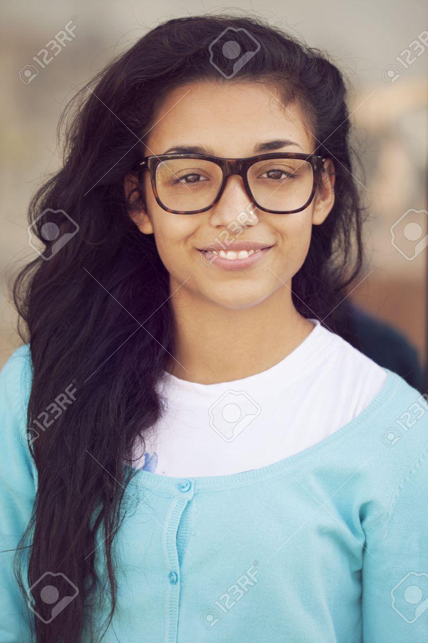 Strange Black Hair Teens Stock Photos Images Royalty Free Black Hair Short Hairstyles For Black Women Fulllsitofus