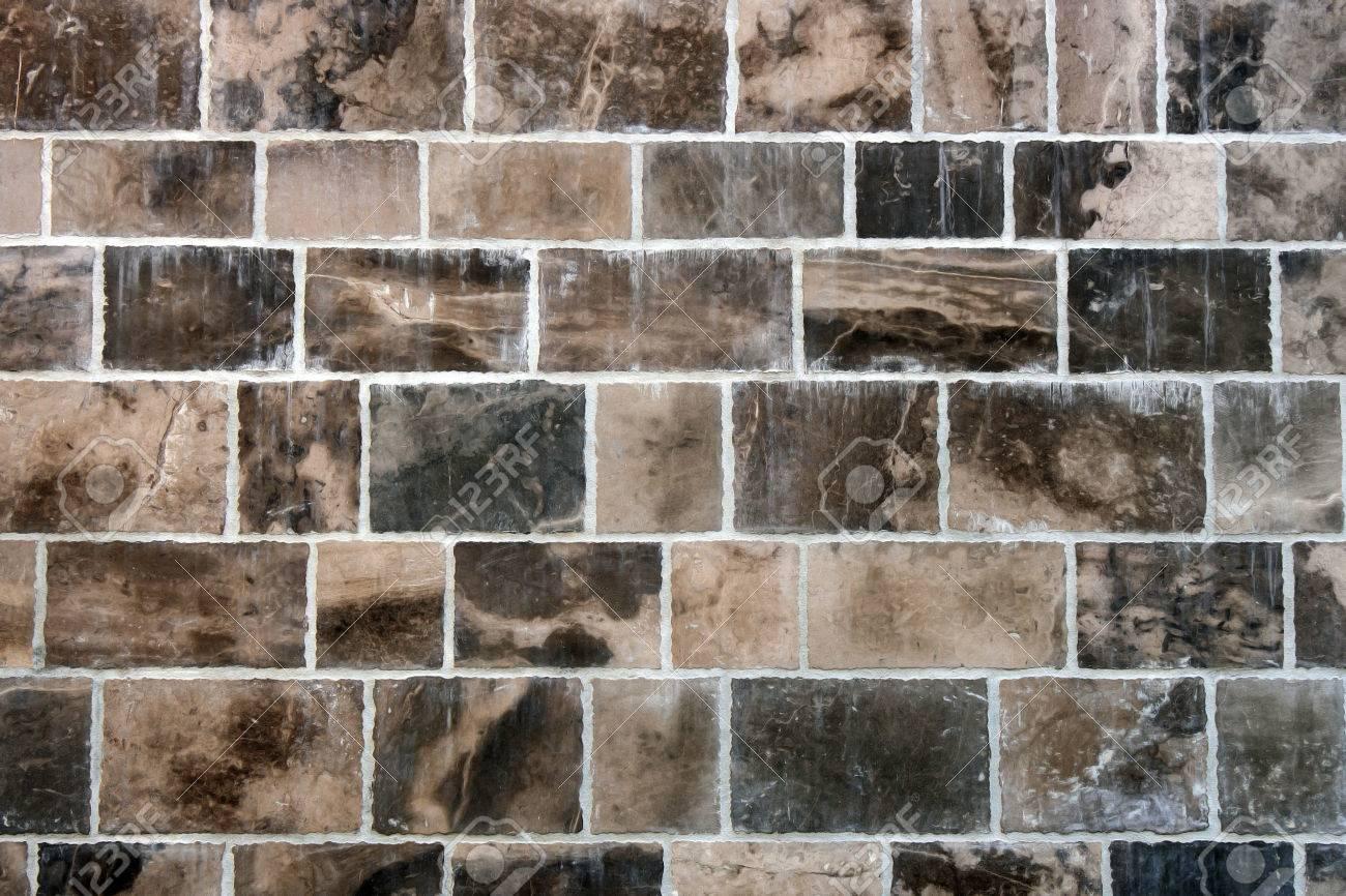 piedra natural de la pared exterior de la textura de la foto foto de archivo