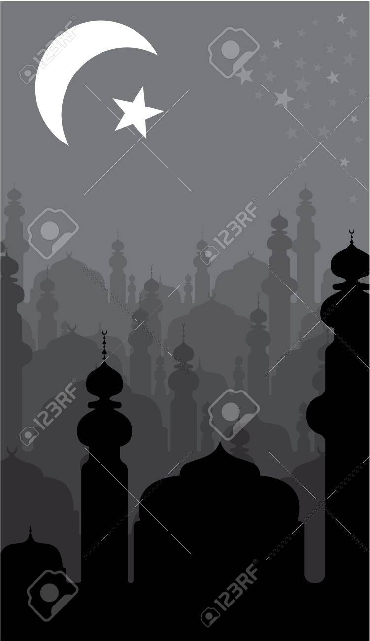 abstract religious background Stock Vector - 15841766