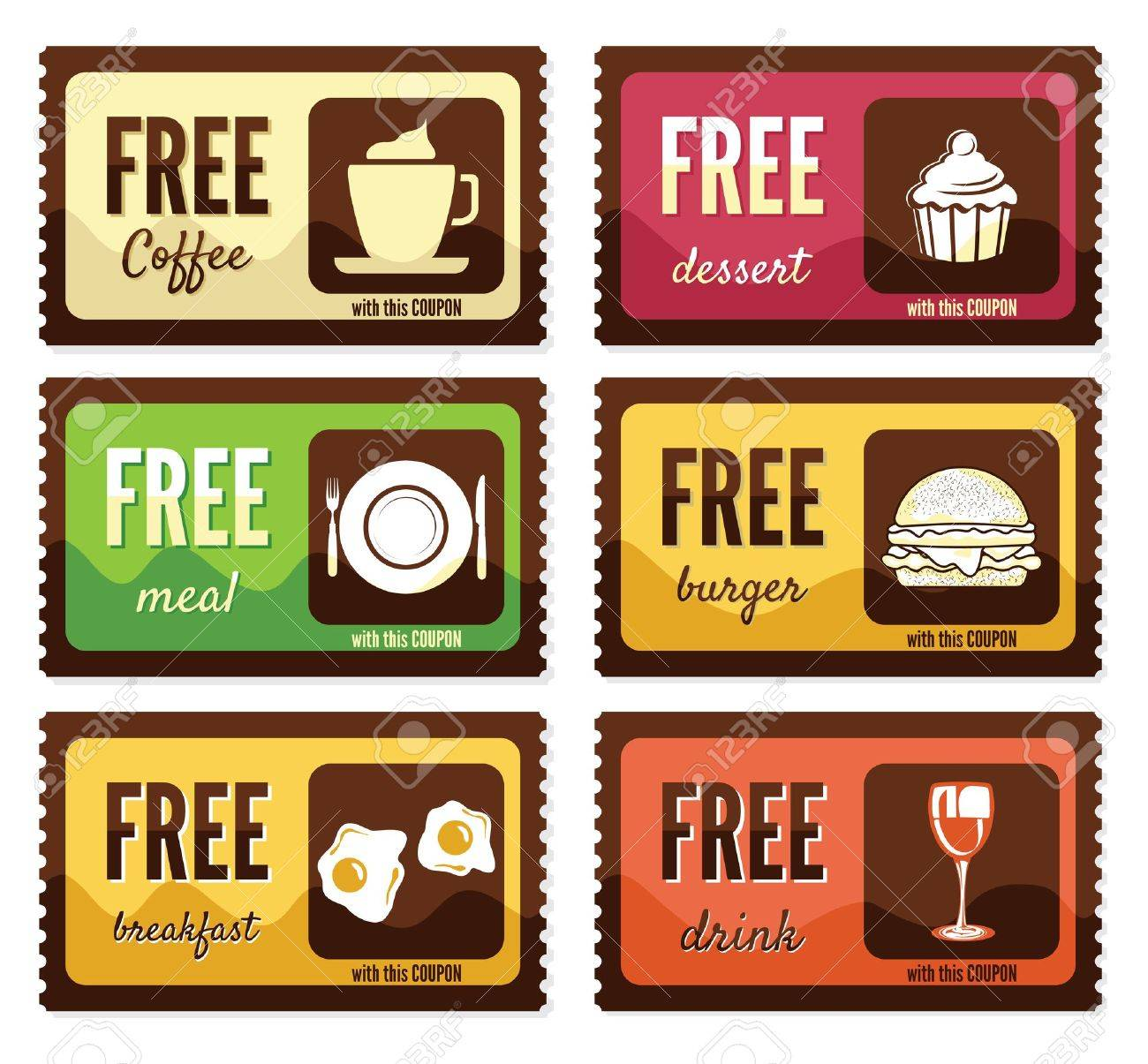 Free labels Stock Vector - 18499128