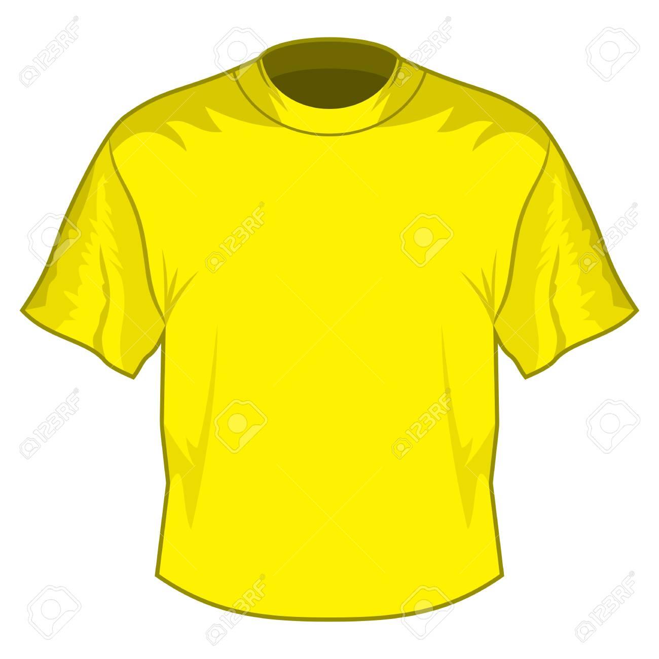 Retro basic T-shirt Stock Vector - 18502257