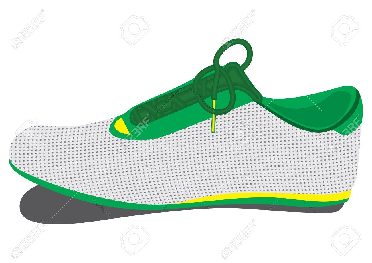 soccer boots isolated on white background Stock Vector - 18523233