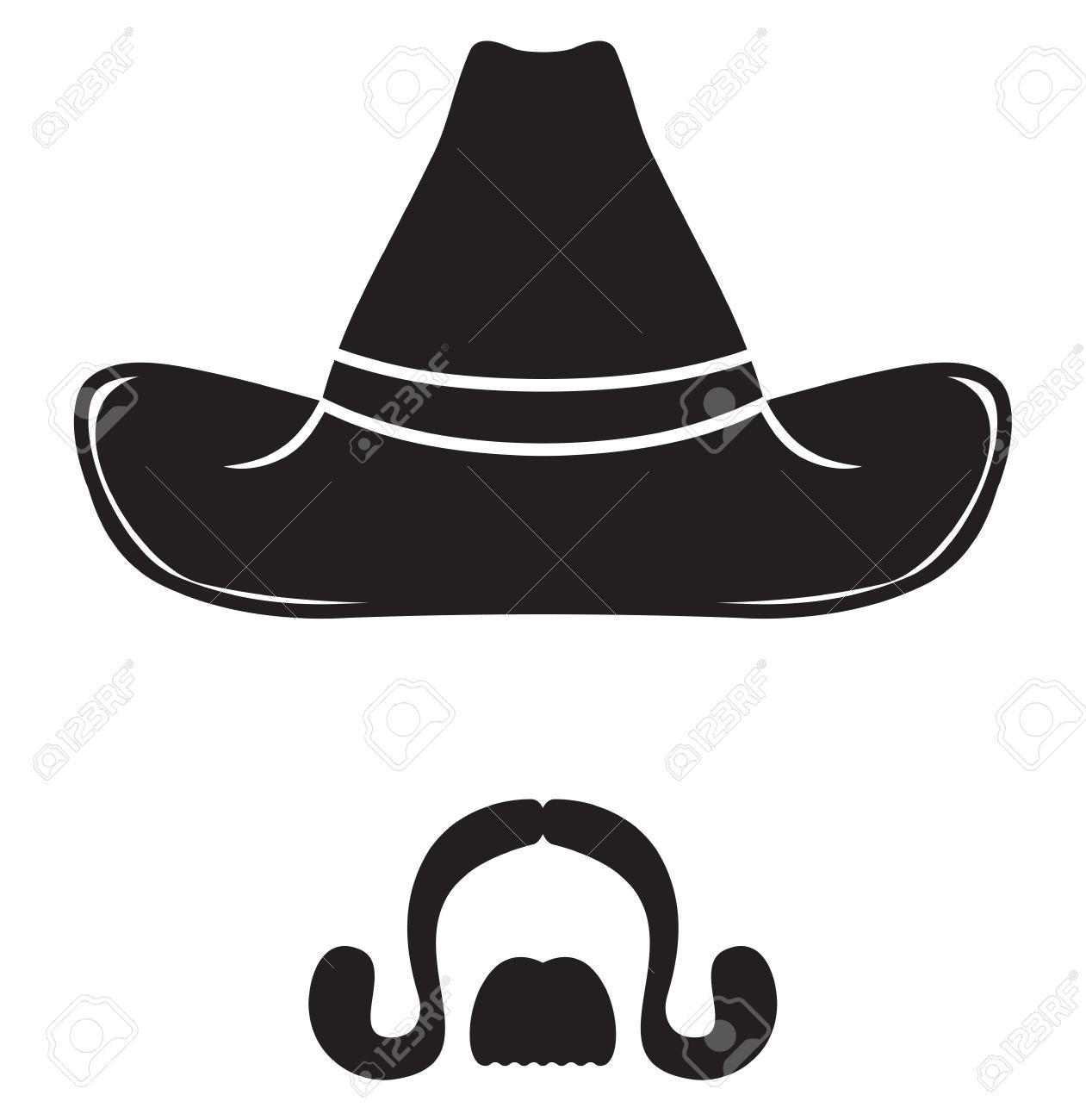 Sombreros vaqueros vectorizados jpg 1261x1300 Sombreros rancheros 39f4d8aad41