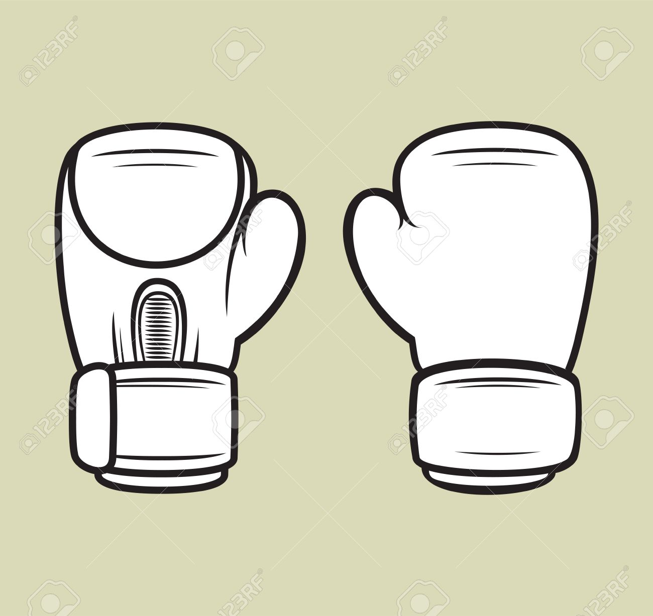 boxing gloves royalty free cliparts vectors and stock illustration rh 123rf com boxing glove vector art boxing glove vector art