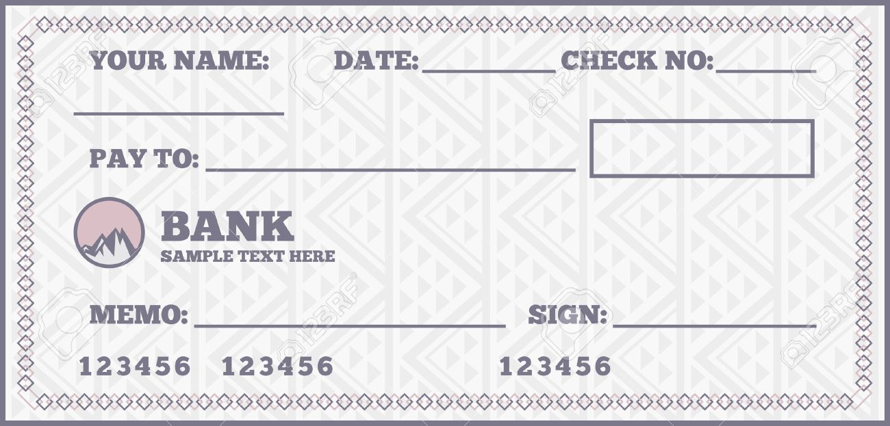 Blank Cheque Images & Stock Pictures. Royalty Free Blank Cheque ...