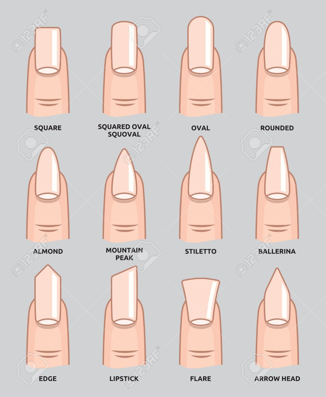 French Manicure Stock Photos. Royalty Free French Manicure Images