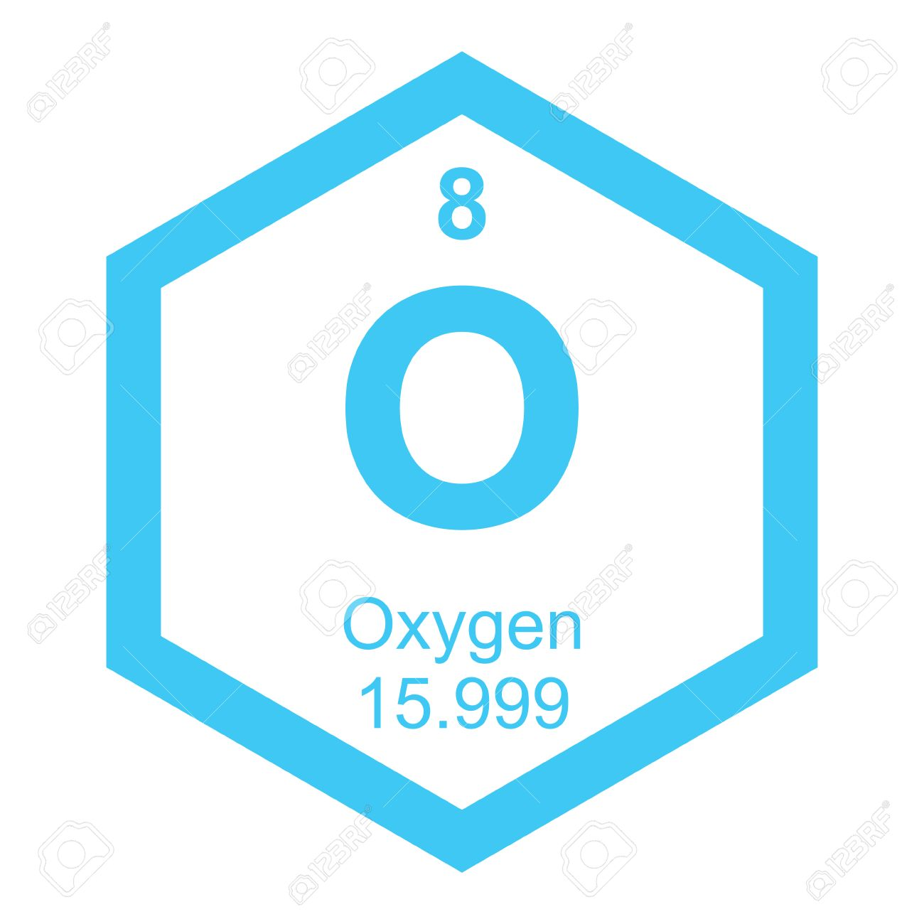 Periodic table oxygen royalty free cliparts vectors and stock periodic table oxygen stock vector 41503341 urtaz Images