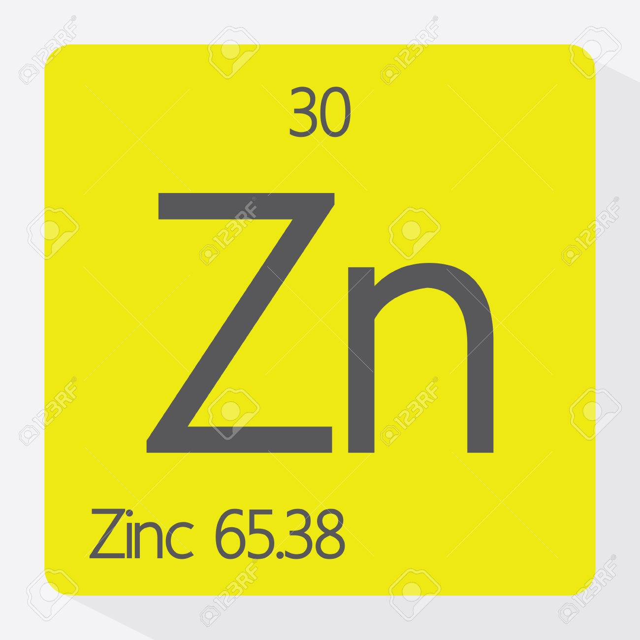 Periodic table zinc royalty free cliparts vectors and stock periodic table zinc stock vector 41503909 buycottarizona Gallery