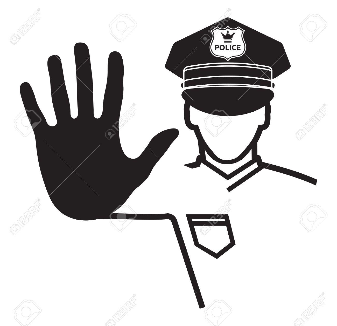 Stop Policemen - 41503914