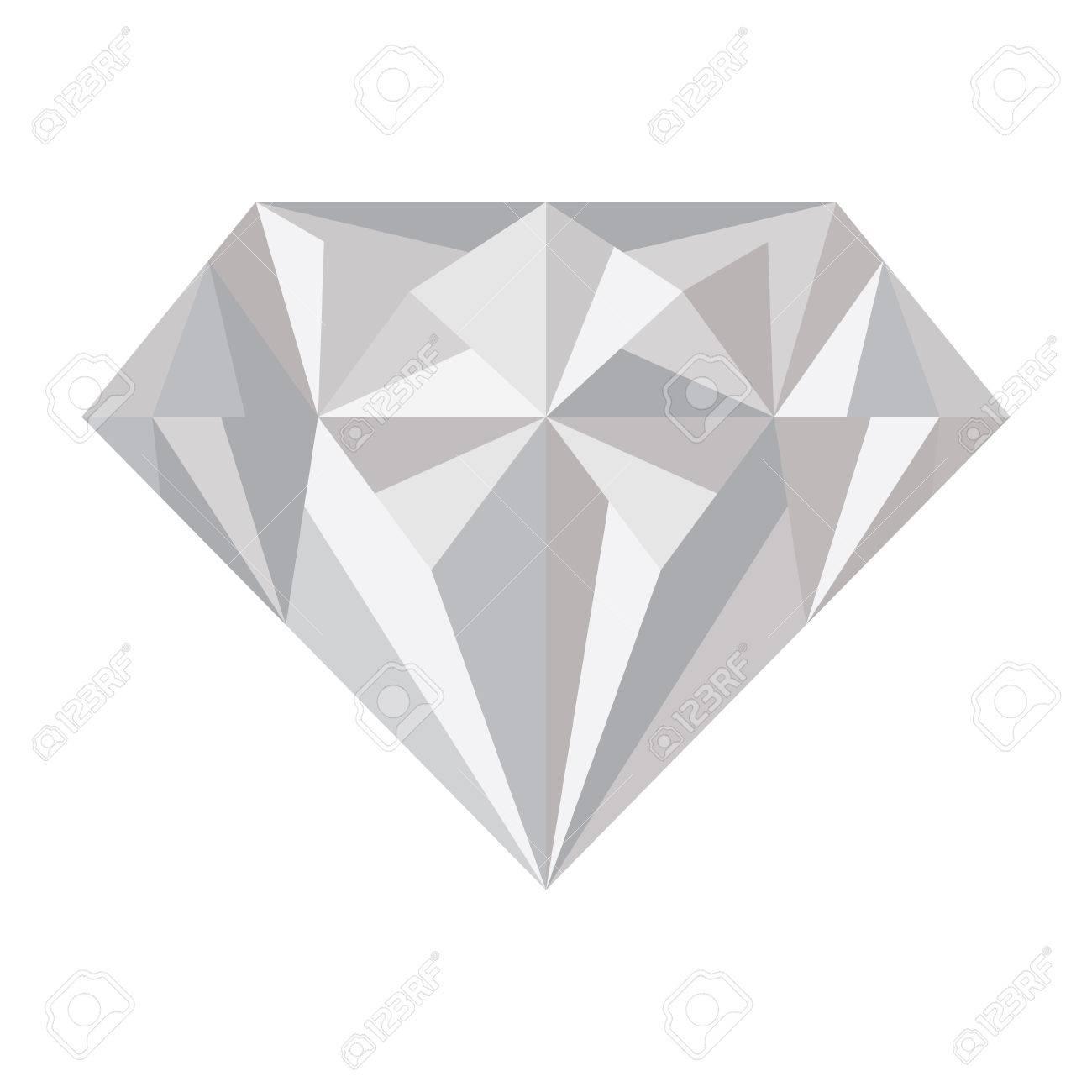 diamond vector - 41430931