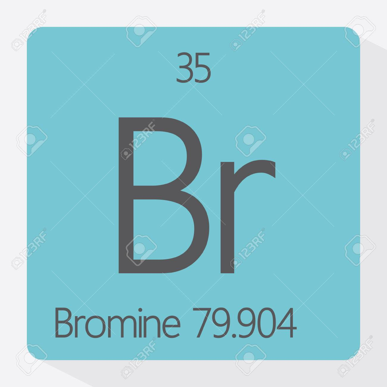 Periodic table bromine royalty free cliparts vectors and stock periodic table bromine stock vector 41431642 urtaz Image collections