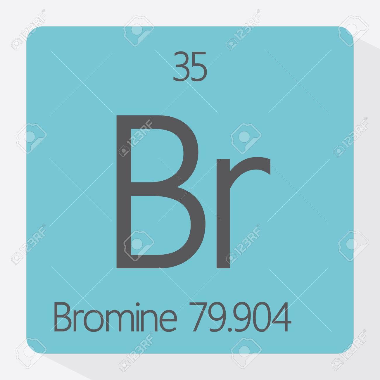 Periodic table bromine royalty free cliparts vectors and stock periodic table bromine stock vector 41431642 buycottarizona Choice Image